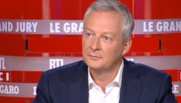 Bruno Le Maire au Grand Jury, le 28/8/16