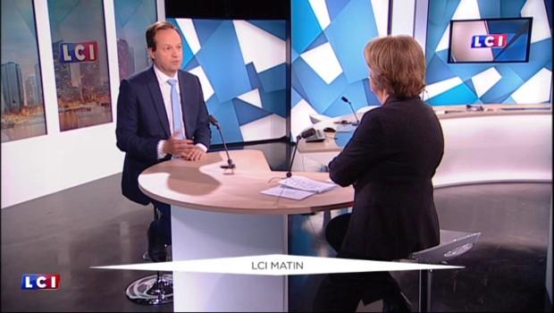 "Jean-Marc Germain sur Emmanuel Macron : ""Son bilan n'est pas brillant"""