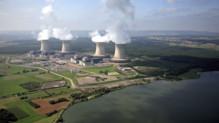 La centrale nucléaire de Cattenom en Moselle