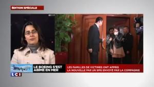 """MH370 : """"Les familles des victimes ont appris la nouvelle par SMS"""""""