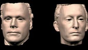 TF1/LCI - Modélisation pour la première greffe complète du visage, le 25 octobre 2006