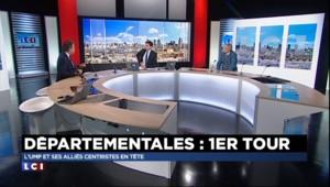 """Départementales : """"Manuel Valls a été frappé par un double échec"""" pour Luc Chatel"""