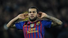 El Barcelona confirma que el contrato de Dani Alves finaliza en 2015