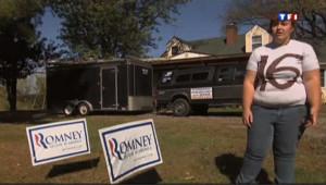 Elections USA 2012 : les électeurs affichent leur opinion