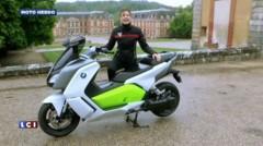 Essai Vidéo Scooter BMW C Evolution 2014 Moto Hebdo 31 mai