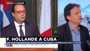 "François-Michel Lambert : ""On verra Cuba différemment en France"""