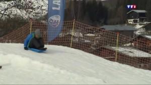 Haute-Savoie : de la neige artificielle pour sauver les vacances scolaires
