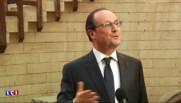 """Hollande face aux mauvais sondages : """"Vos prières sont les bienvenues"""""""