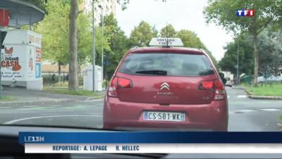 Le 13 heures du 29 août 2014 : Trop d%u2019attente pour le permis de conduire - 1372.151