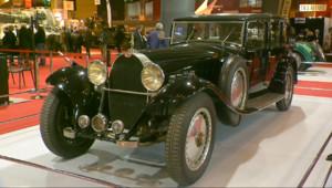 Le 20 heures du 4 février 2015 : Retromobile, le salon pour les amoureux de la voiture ancienne - 1650.683