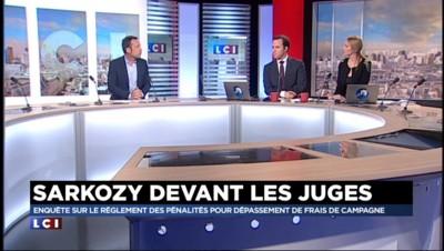 """Sarkozy chez les juges : """"Les magistrats estiment que ce n'était pas à l'UMP de régler"""" les pénalités"""