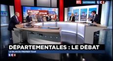 """Estrosi lance à Le Pen : """"Je ne suis pas la châtelaine de Montretout moi"""""""
