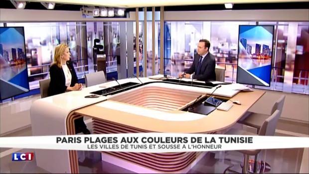 Les villes de Tunis et Sousse à l'honneur à Paris Plage 2016