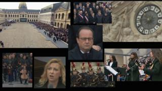 Hommage aux Invalides : les moments forts de la cérémonie en 3 minutes