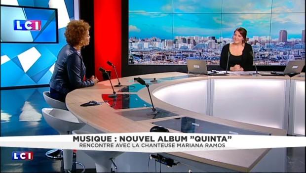 """Quinta, nouvel album de Mariana Ramos : """"On dit souvent au Cap Vert qu'il y a 11 musiciens sur 10"""""""