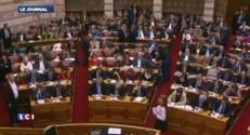 Scrutin présidentiel sous tension en Grèce