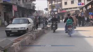 Syrie : une trêve fragile et partielle