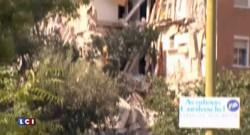 Un immeuble s'effondre en plein centre de Madrid : aucune victime à déplorer