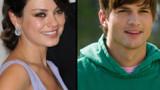 Mila Kunis et Ashton Kutcher : un baiser pour officialiser leur relation