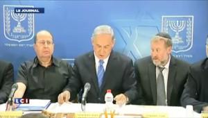 """Bombardements à Gaza : Israël veut """"finir le travail"""" à tout prix"""