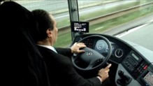 Chauffeur d'autocar