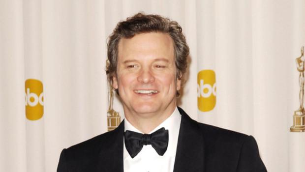Colin Firth et l'Oscar du meilleur acteur pour Le Discours d'un roi