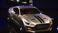 Fisker-Galpin Ford Mustang Rocket, préparation sur base de Ford Mustang au moteur V8 725 chevaux présentée au Salon de Los Angeles 2014