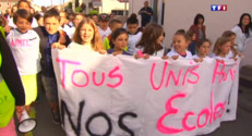 Le 13 heures du 28 août 2015 : Une rentrée au goût de victoire pour une école de l'Aveyron - 1251