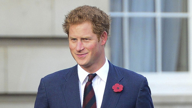 Le Prince Harry, le 30 octobre 2014 à Londres.