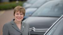Linda Jackson, Directrice générale de Citroën à partir du 1er juin 2014