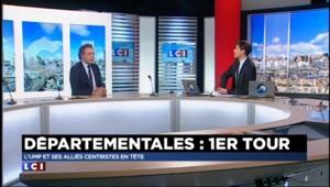 """Luc Chatel à Manuel Valls : """"Pas de leçon de morale"""""""