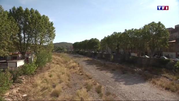 Sécheresse : l'Aude vit au rythme des restrictions d'eau
