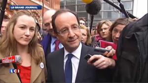 """Hollande : les Français de Londres """"savent que la finance n'est pas régulée"""""""