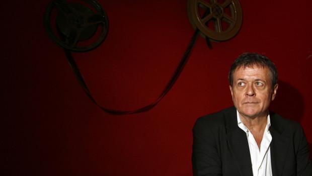 Le metteur en scène et réalisateur Patrice Chéreau en novembre 2009