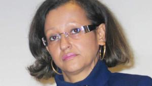 Marie-Luce Penchard, secrétaire d'Etat à l'Outre-mer