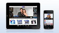 MYTF1 sur smartphone et tablette