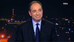 """Copé sur TF1 : """"Je pense aux militants"""""""