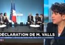 """Déclaration de Valls : une journaliste déplore """"le manque d'idées nouvelles"""""""
