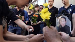 La communauté chinoise d'Aubervilliers en deuil