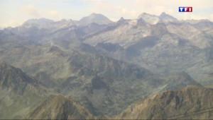 Le 13 heures du 28 août 2015 : Tourisme : une fréquentation record dans les Pyrénées - 1447