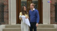 Le 13 heures du 3 mai 2015 : Royal baby : Londres se réveille avec une nouvelle princesse - 108.13