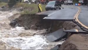 Le 20 heures du 14 septembre 2013 : Des inondations au Colorado font 4 morts - 300.1790000000001