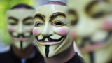 Un syndicat de police piraté : une riposte des Anonymous ?