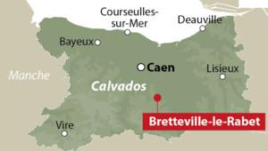 bretteville-le-Rabet calvados