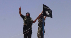 Des jihadisites de l'Etat islamique (EI).