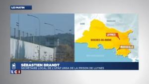 """Détenu abattu à Luynes : """"5 coups de feu"""" ont été entendu avant la fuite d'une voiture"""