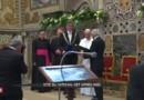 Le pape François plaide pour une Europe à l'image de ses pères fondateurs