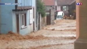 Pluies et orages : les Alsaciens encore sous le choc