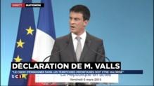 Quartiers : Valls veut généraliser le Pacte deuxième chance