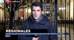 """Régionales : pour Claude Bartolone, c'est une campagne """"très difficile"""""""